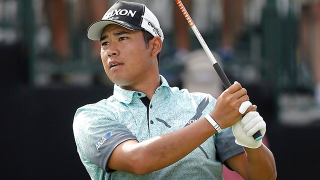 Matsuyama looks to become first man from Japan to win a major title