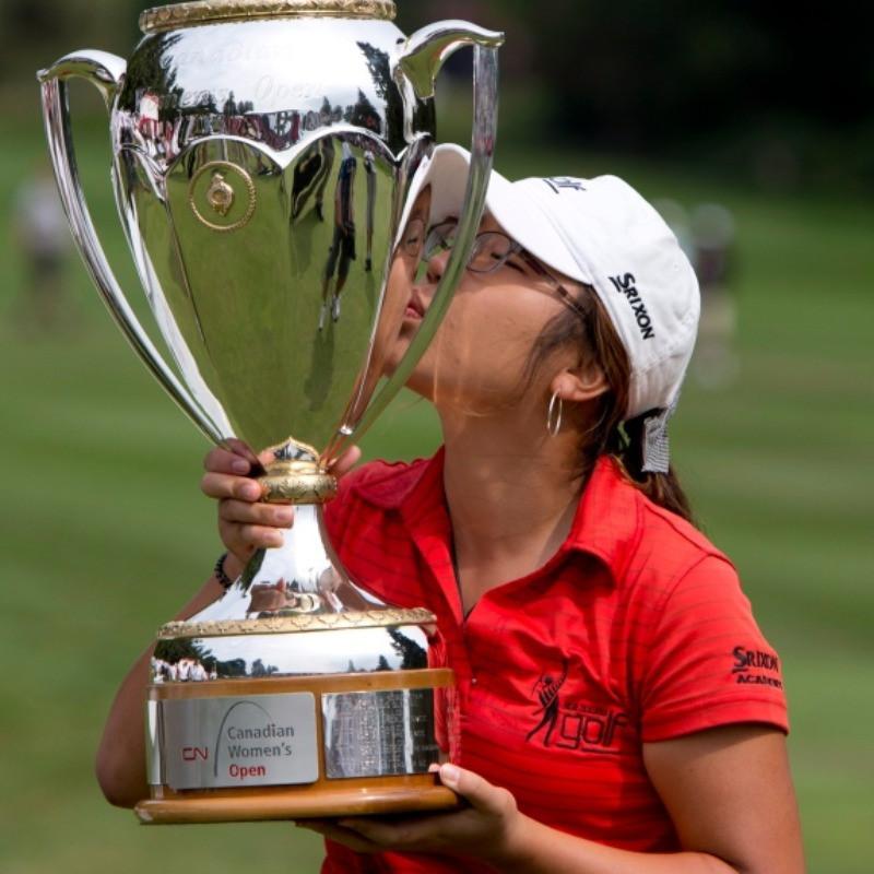 Lydia Ko, new zealand, golf, lpga, drive on, golf canada, vancouver golf club,