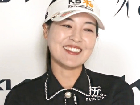 LPGA Star Shares Experience with Depression