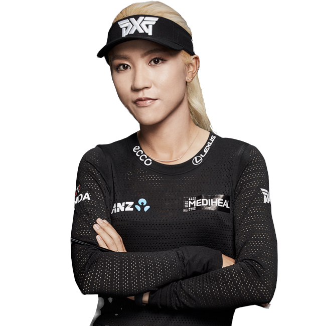 Lydia Ko, New Zealand, South Korea, professional golfer, lpga, pxg, ecco golf, mediheal