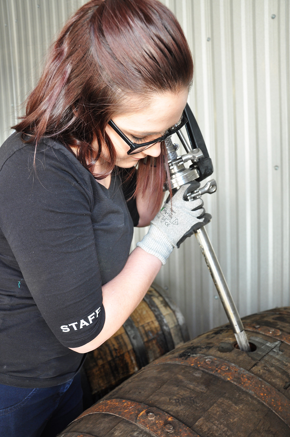 Caitlin Quinn, Gin Distillation, Eau Claire Distillery, Golf, Culinaire Magazine