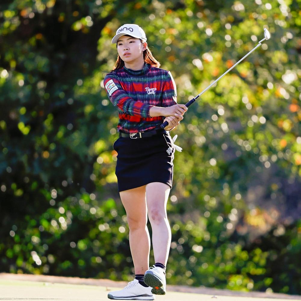 golf, japan, jlpga, AIG Women's Open Champion, Ping, USGA, US Women's Open