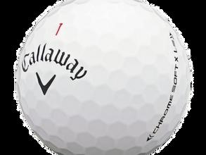 The New Callaway Chrome Soft XLS