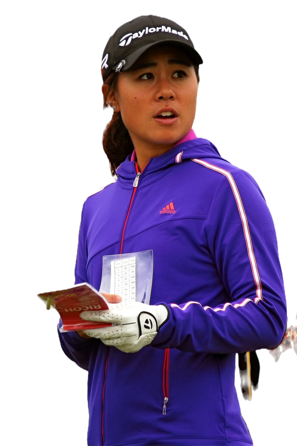 Seeking another major victory -- Danielle Kang looks ready to go.