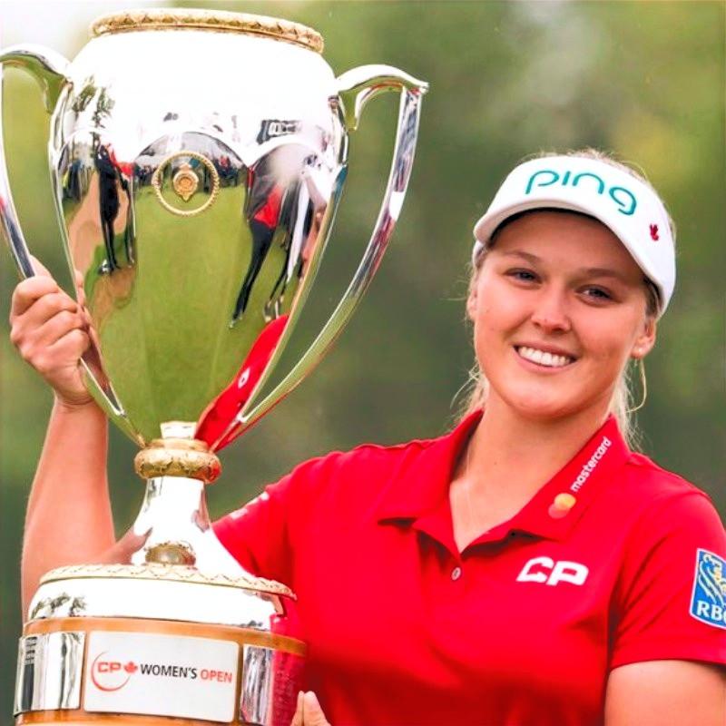 Brooke Henderson, Golf Canada, CP Womens Championship, Ping, RBC, LPGA