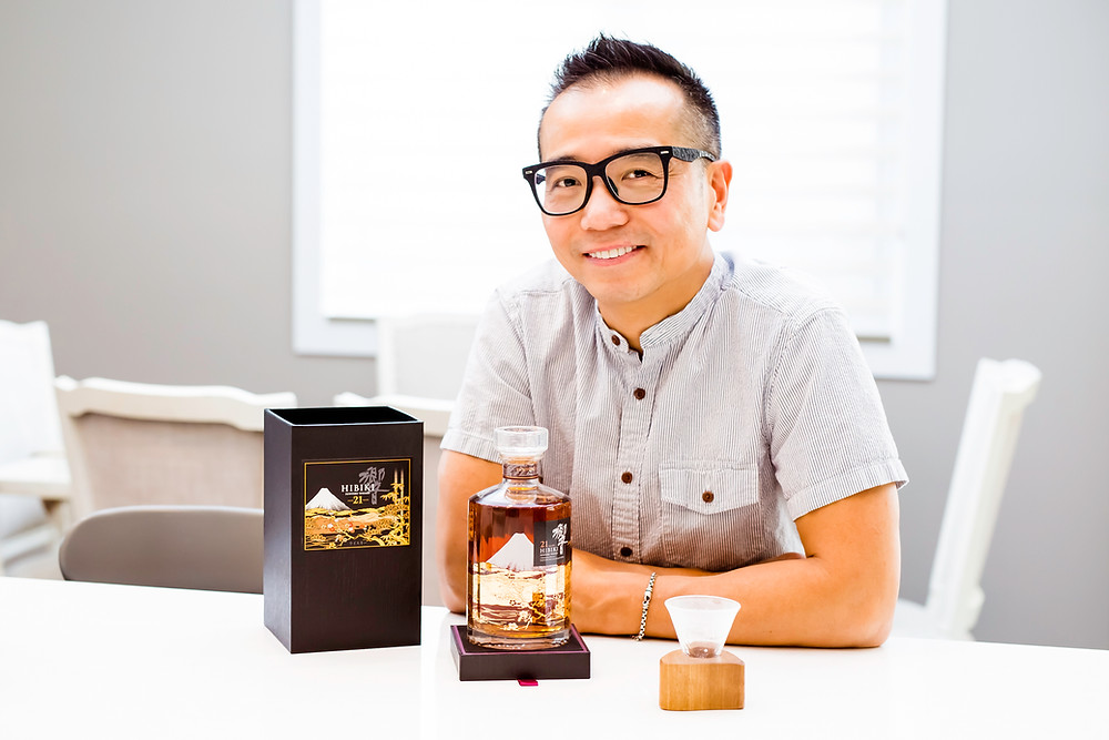 Calgary, David Yip, Hibiki 21 whisky, Japanese whisky, city fish,