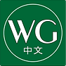 WORLD of GOLF Logo (Green SQ & Circle -
