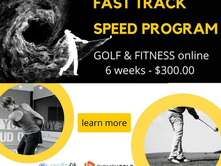 A New Program Dedicated to Increasing Swing Speed