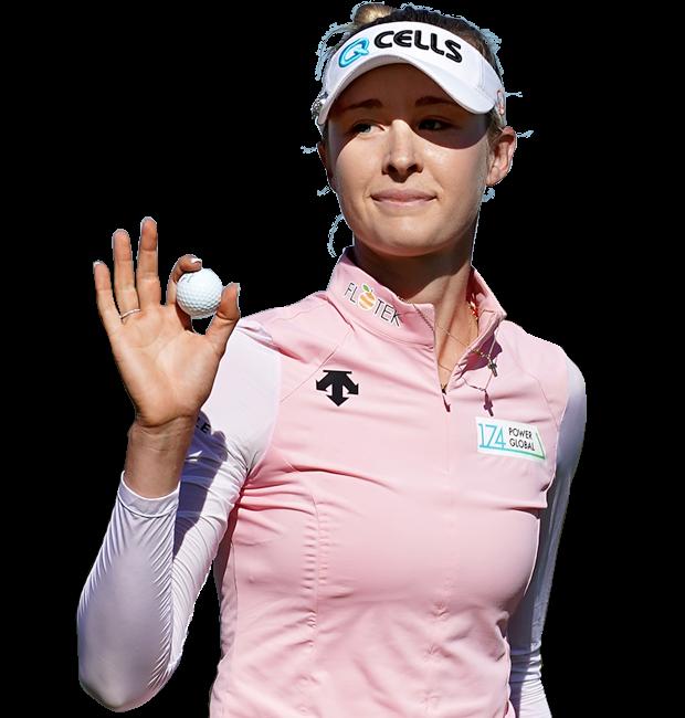golf, descente, Q-Cells, lpga, USGA, US Women's Open