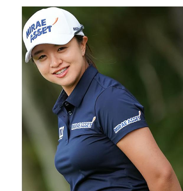 golf, south korea, mirae assets,