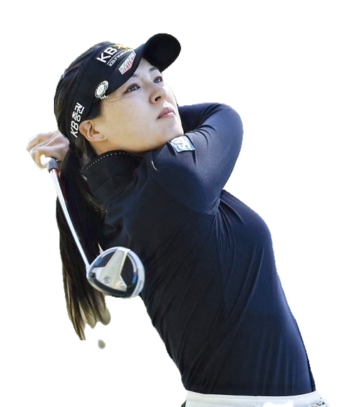 Swinging more freely and with renewed attitude, In Gee Chun looks forward to playing in more major tournaments