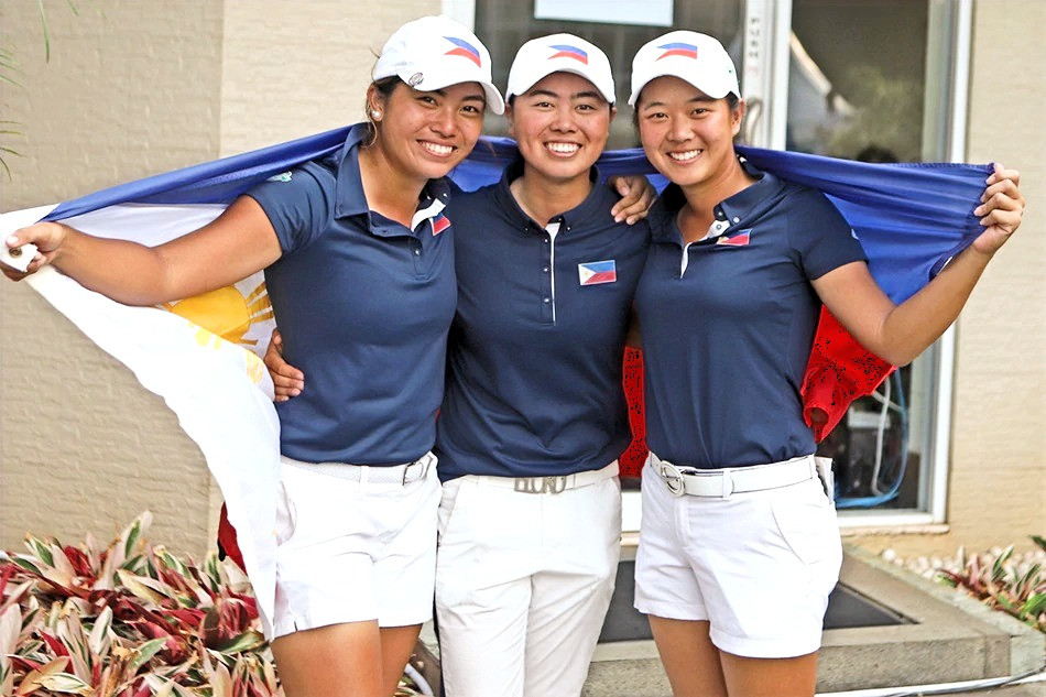 Golf in the Philippines is gaining more visibility and profile with players like Yuka Saso and Bianca Pagdanganan
