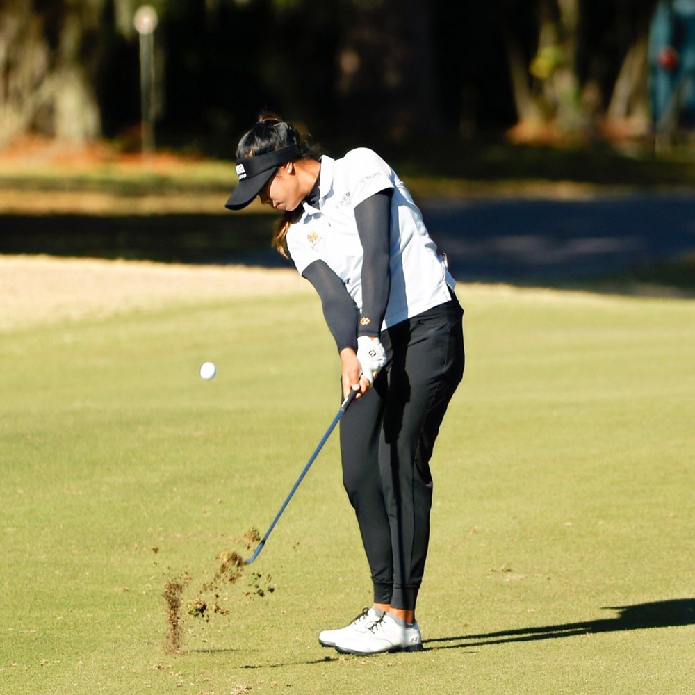 golf, golfing, iron shot, USGA, US Women's Open, LPGA, UCLA