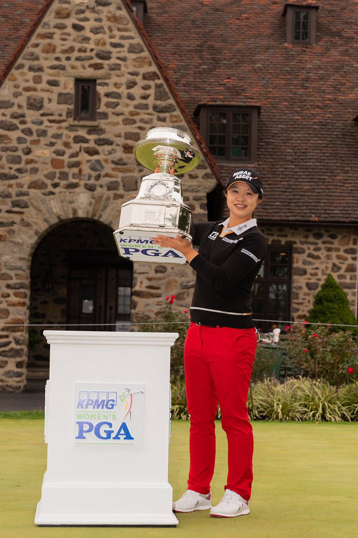 Aronimink, KPMG, Women in Leadership, golf, PGA