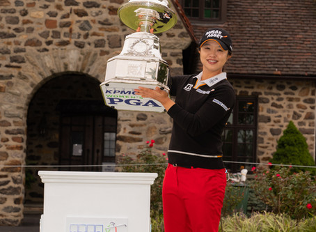 Aronimink – The Unsung Hero of the KPMG Women's PGA Championship