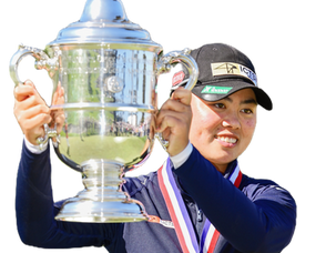 US Women's Open Champion Takes on New Challenge at KPMG