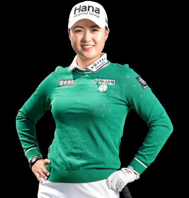 Hana Bank, golf, Srixon, Ecco golf, lpga,