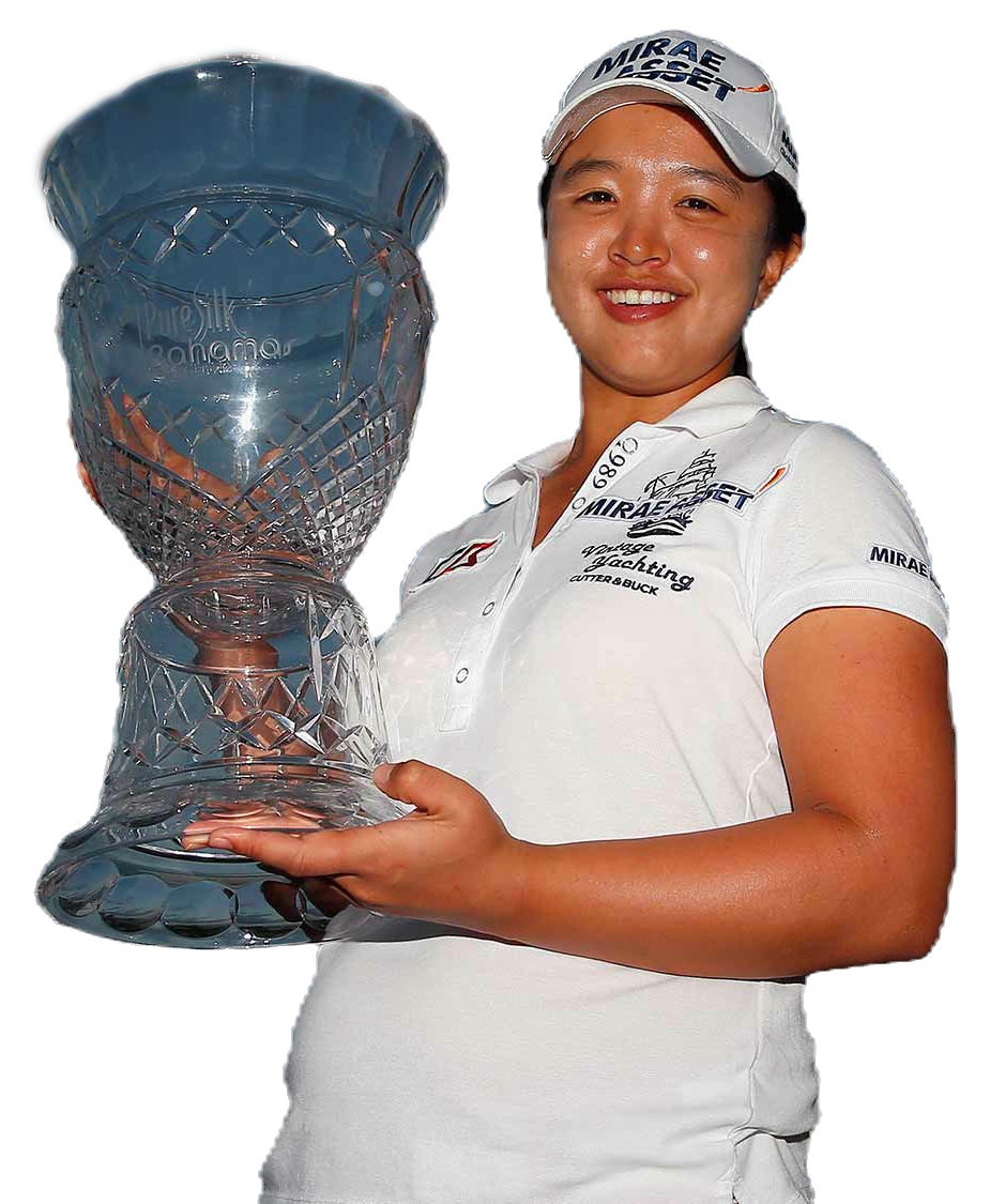 SYK, Sei Young Kim, South Korea, Golf, LPGA, KPMG, PGA, Pure Silk