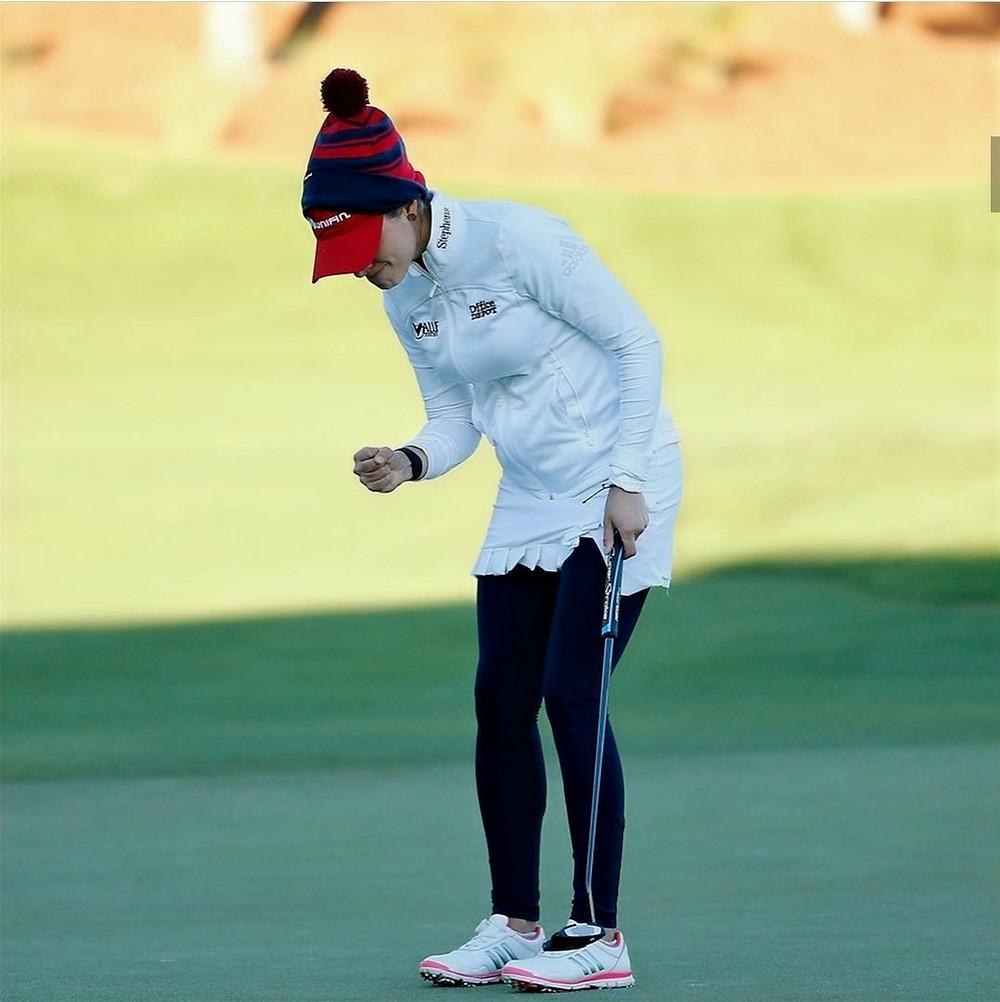 Diamond International Resorts, LPGA, golf, Gaby Lopez, Mexico, golfer, Orlando, putter