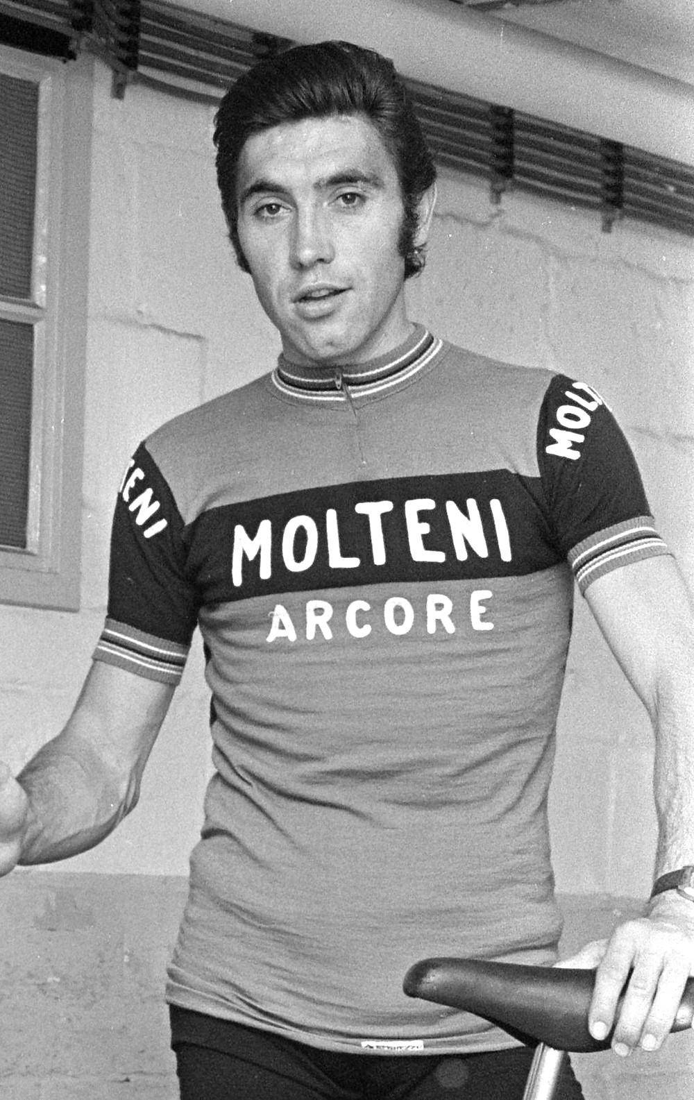Eddy Merckx, Tour de France, Giro D'Italia, Vuelta d'espana, cycling, molteni, world champion, UCI, Belgium, Bruges