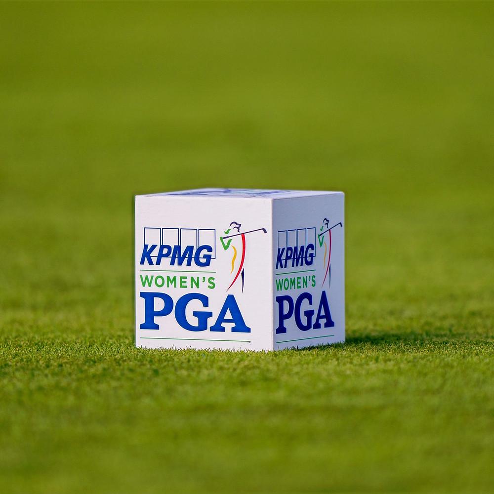 golf, kpmg, lpga, pga, tee box, aronimink