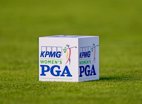 DAY THREE at the KPMG – 65 is The Magic Number Again