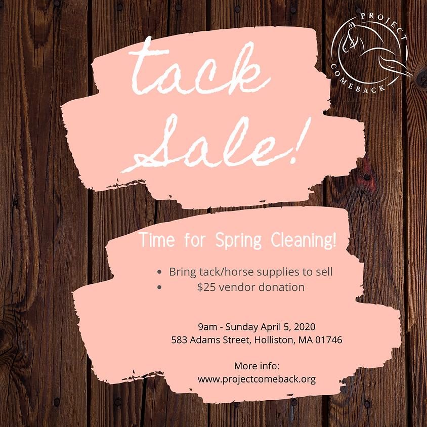 Community Tack Sale