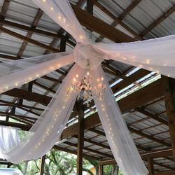 Ceiling-Drape-lighting