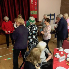 Woking Age Concern Christmas Party 2018