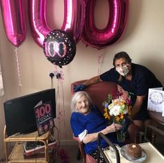Vila 100 Birthday - Aug 2020