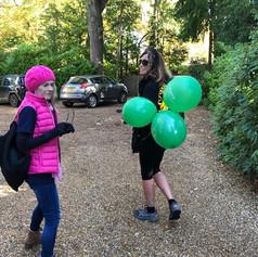 Walk for Walking Age Concern 4 Nov 20