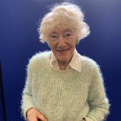 Our Volunteer Maureen