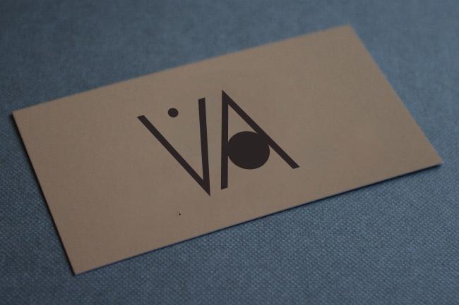 Логотип VA