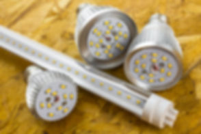 T8 Led Tube And Various Chilled E27 Bulbs.jpg