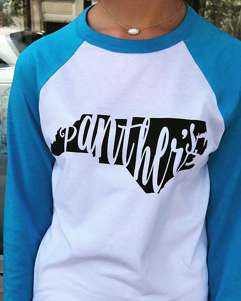North Carolina Panthers Shirt