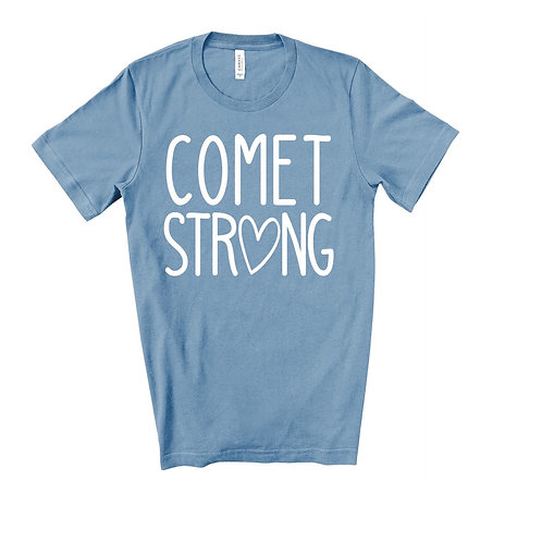 Comet Strong T-shirt with Heart