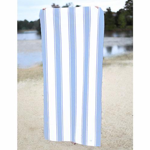 Saint Augustine Beach Towel in Light Blue