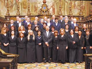 Il coro polifonico San Vittore di Intra
