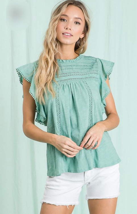 Mint to be Yours Top