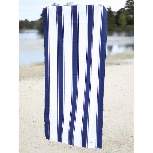 Saint Augustine Beach Towel in Navy