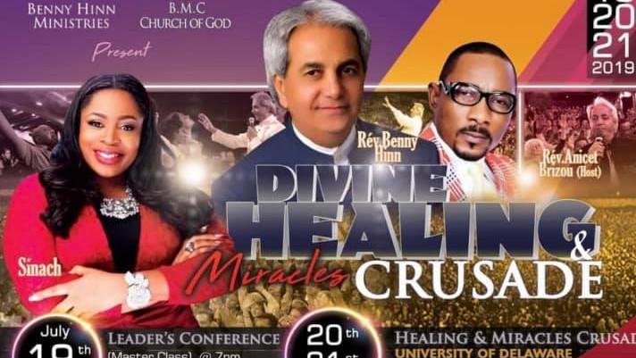 Divine Healing & Crusade