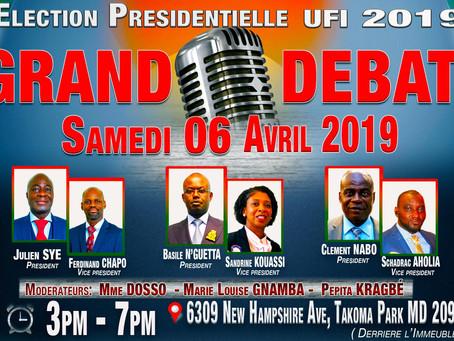 Election UFI: Le ticket Olivier Yecoula et Charles Emmanuel a désisté.
