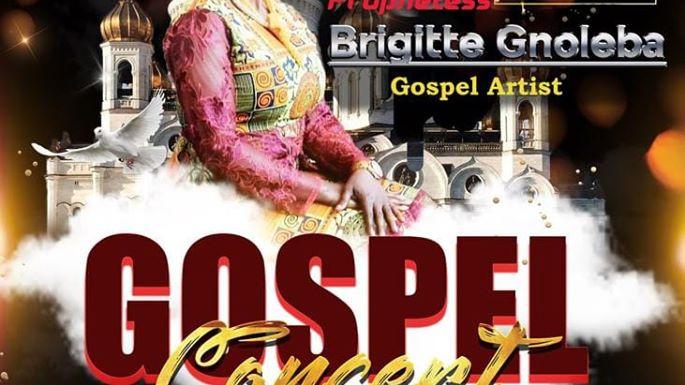 Dedicace d'album Prophetess Brigitte Gnoleba