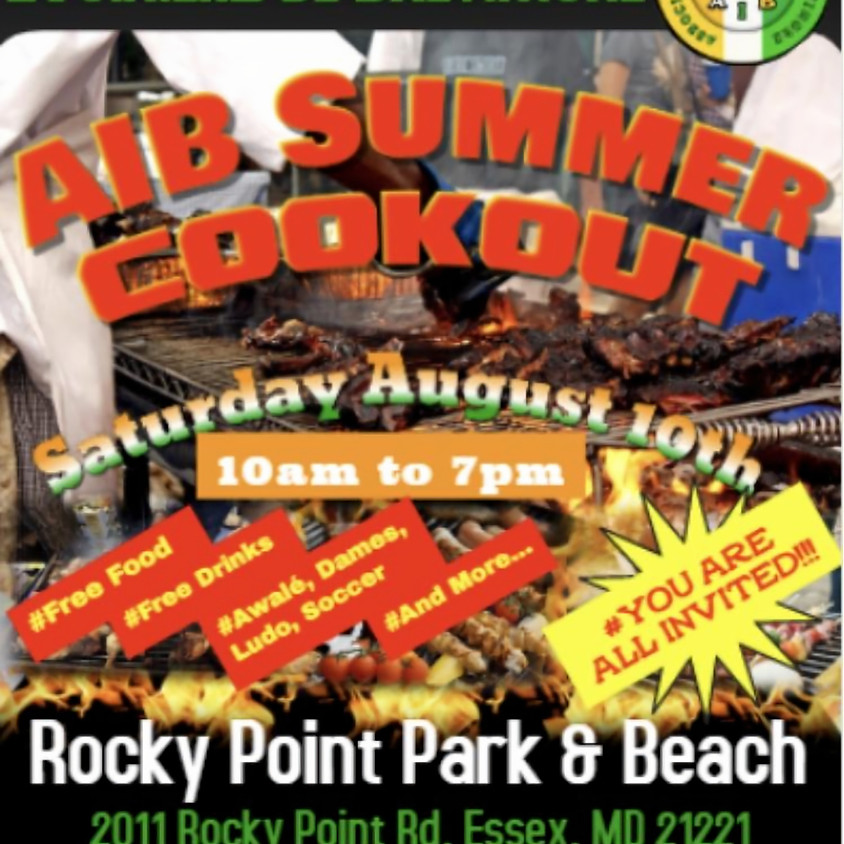 AIB Annual Cookout-Baltimore