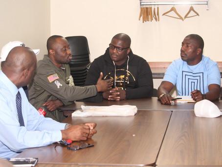 Eric Adjeb: Le débat aura bel et bien lieu.