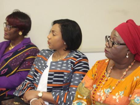 Pepita Kragbé réunit pour la 6e fois les femmes à Laurel, Maryland.