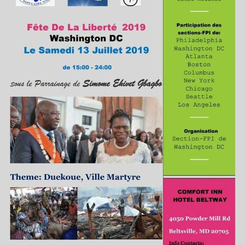 FPI: Fête de la liberté 2019 à Washington DC