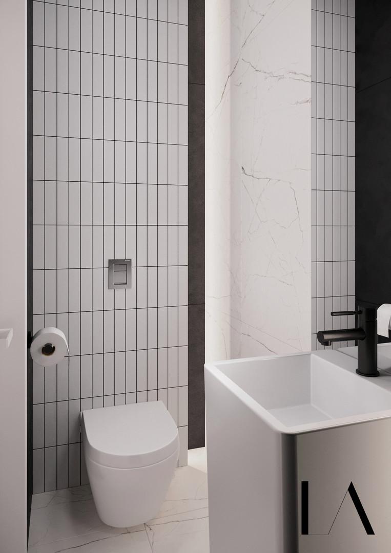 Toaleta LIBRA Architekci