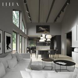salon LIBRA Architekci