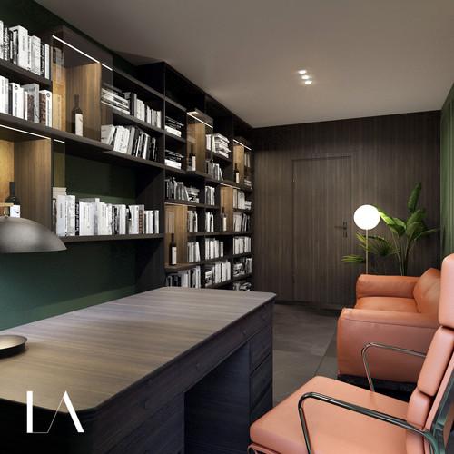 Gabinet LIBRA Architekci